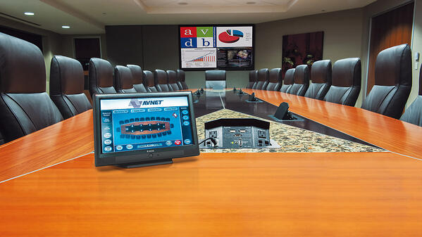 extron_in_a_conference_room